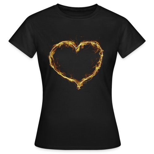 Heart  -  Herz T-Shirts - Frauen T-Shirt