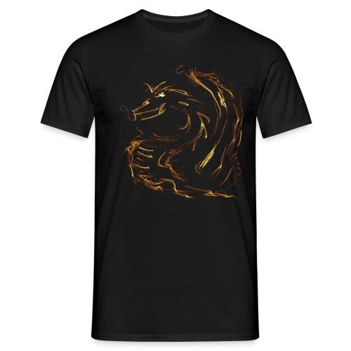 Dragon - Drache T-Shirts - Männer T-Shirt