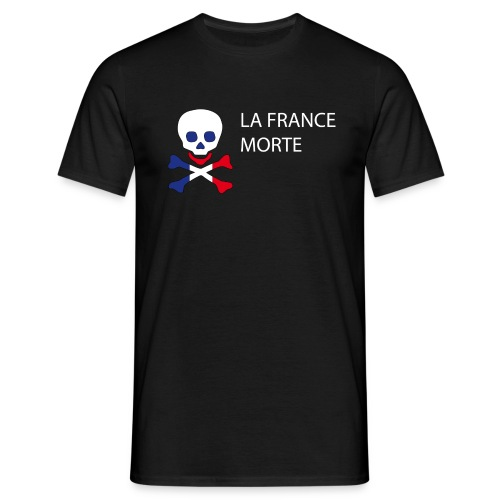 La France morte - T-shirt Homme