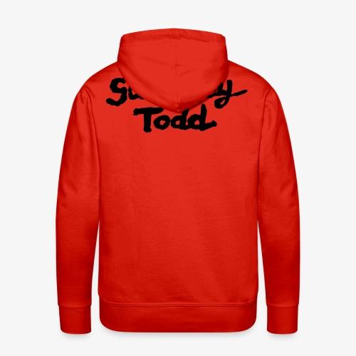 Sweeney Todd Hoodie - General - Men's Premium Hoodie