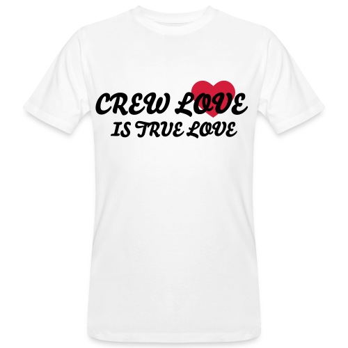 crew love - Men's Organic T-Shirt