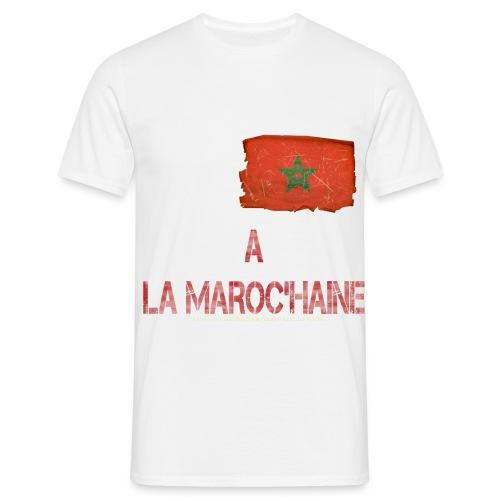 A la marocaine - T-shirt Homme