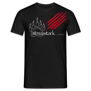 Bärenstark + Kratzspuren|SG Grafschaft - Männer T-Shirt