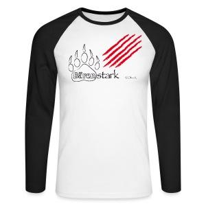 Bärenstark + Kratzspuren|SG Grafschaft - Männer Baseballshirt langarm