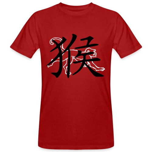 Astrologie Chinoise : le Singe - T-shirt bio Homme