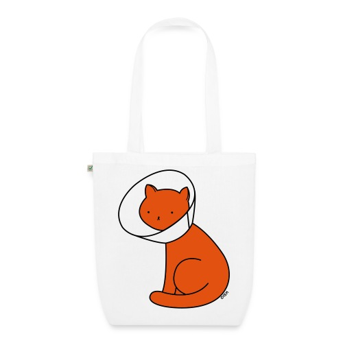 Cone of Shame - EarthPositive Tote Bag