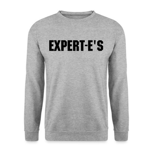 SIMPLE EXPERT-E'S SWEATSHIRT - Men's Sweatshirt