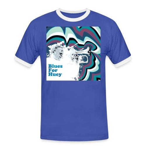 Hugh Masekela - Blues For Huey - Men's Ringer Shirt