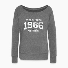 established 1966 - aged to perfection (uk) Hoodies & Sweatshirts