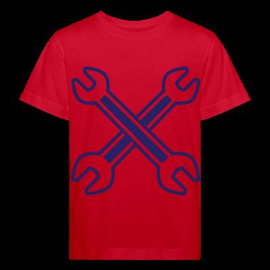 Wrench (dd)++ Børne T-shirts