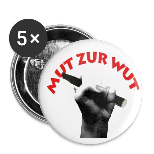 button mittel - Buttons mittel 32 mm