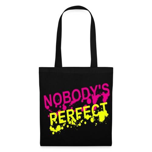 Sac nobody's perfect - Tote Bag