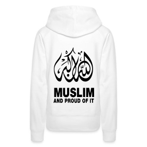 5 PILLARS OF ISLAM - Women's Premium Hoodie