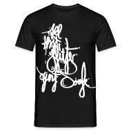 T-Shirts ~ Männer T-Shirt ~ All that glitter aint Soul.
