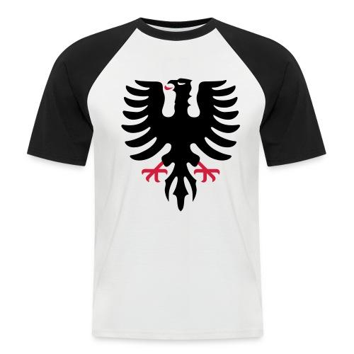 Männer Kurzärmeliges Baseballshirt - Aarau Adler - Männer Baseball-T-Shirt