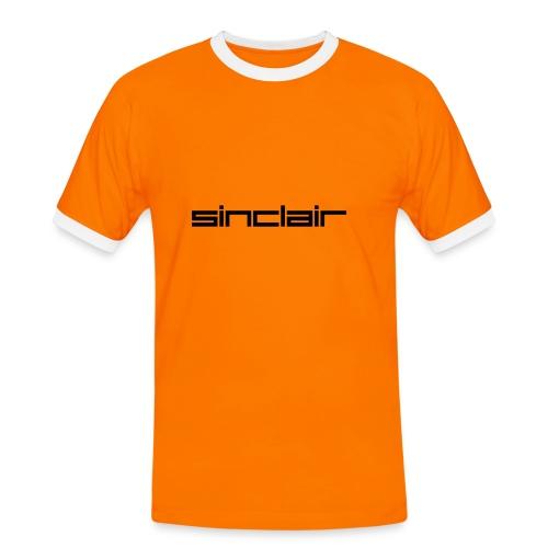 Sinclair orange - Men's Ringer Shirt