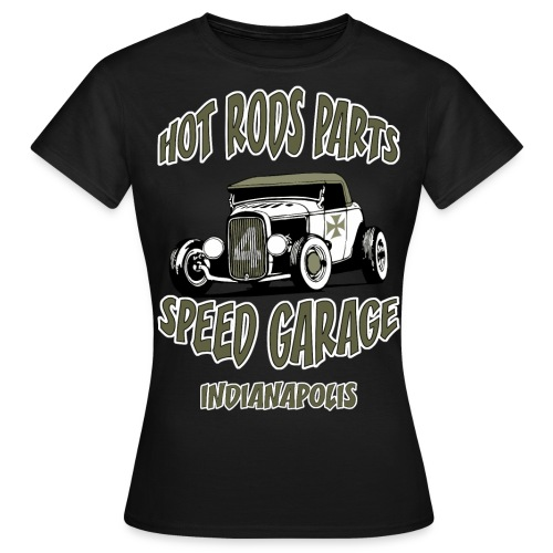 Hot rods - Women's T-Shirt