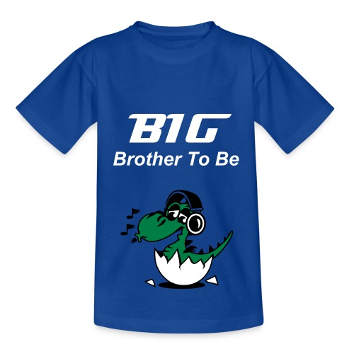 BIG Brother To-Be - Kids' T-Shirt