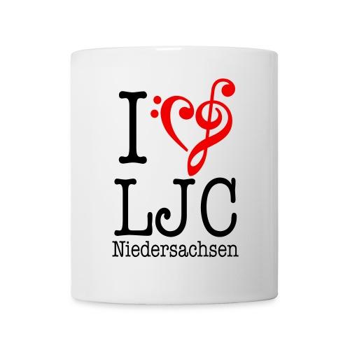 I♥LJC, Becher - Tasse