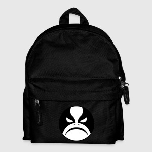 Black metal, icon 1 - Mochila infantil