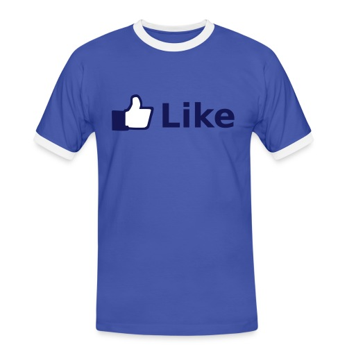 like - Men's Ringer Shirt