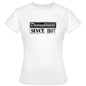 Düdinghausen since 1107 - Frauen T-Shirt