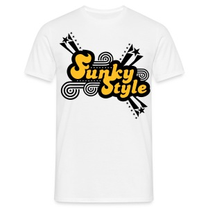 Funky Style ! - Mannen T-shirt