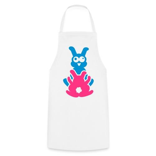 Mandil Conejos - Delantal de cocina