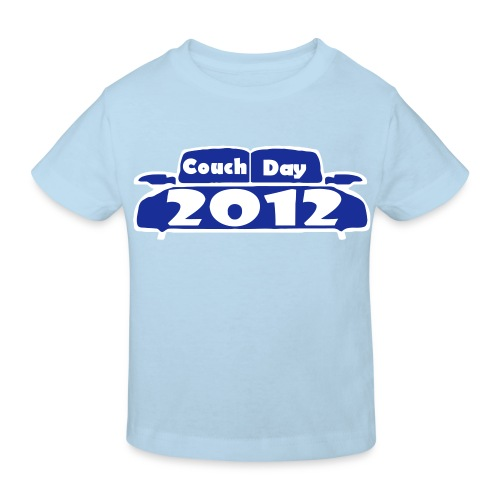 Couchday  Kindershirt - Kinder Bio-T-Shirt
