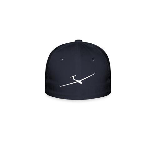 Flexfit Cap - Segelflugzeug - Flexfit Baseballkappe