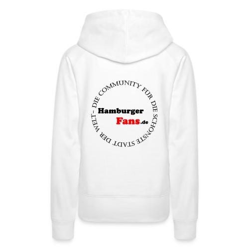 Frauen Kaputzen Pullover - Frauen Premium Hoodie