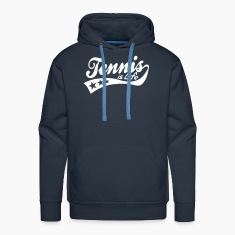 tennis is life - retro Sweatshirts