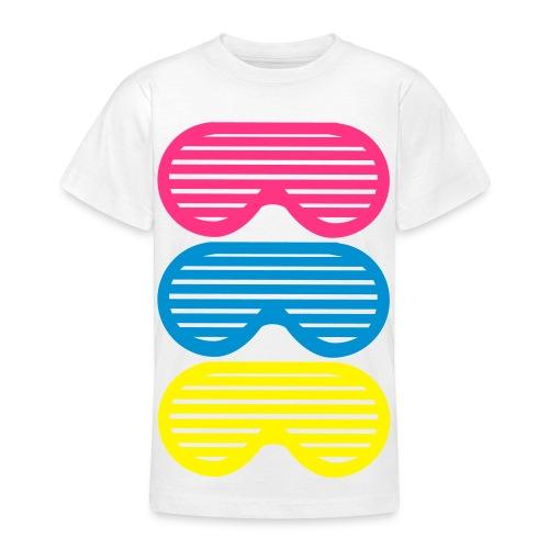 Push. by ME Brillen Shirt - Teenager T-Shirt