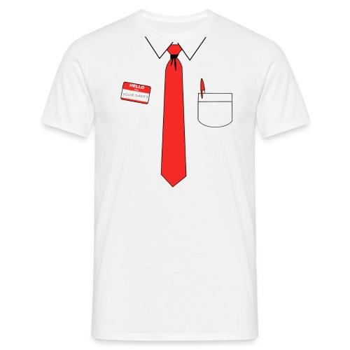 HEMD SHIRT - Männer T-Shirt
