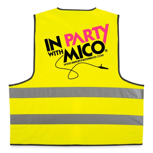 Gilet de sécurité In Party With Mico - Gilet de sécurité