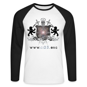 sparkwave knighthood - Men's Long Sleeve Baseball T-Shirt