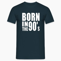 BORN IN THE 90s T-Shirt WN