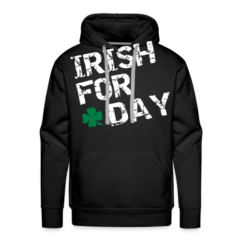 for a day - Männer Premium Hoodie