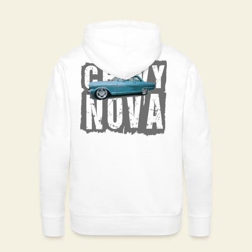 Chevy Nova - Herre Premium hættetrøje