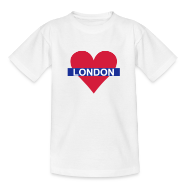 Love London - Underground Kids' Shirts