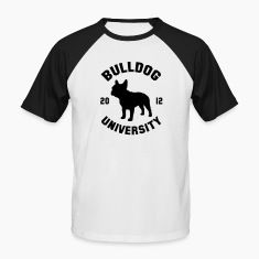 BULLDOG UNIVERSITY  T-shirts