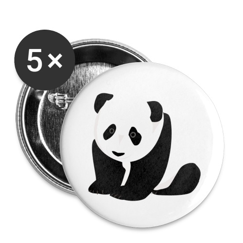 Pandanian love (Guys) - Buttons medium 32 mm