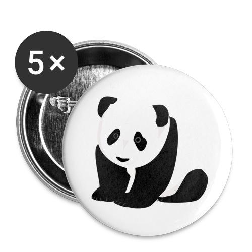 Pandanian love (Guys) - Buttons medium 1.26/32 mm (5-pack)