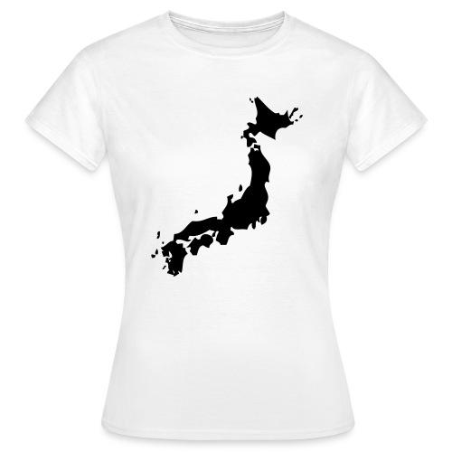 carte - T-shirt Femme