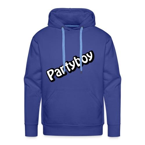 Partyboy - Mannen Premium hoodie