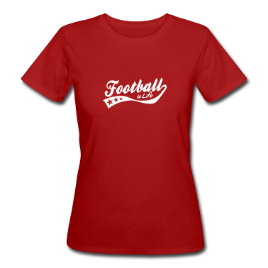football is life - retro T-Shirts