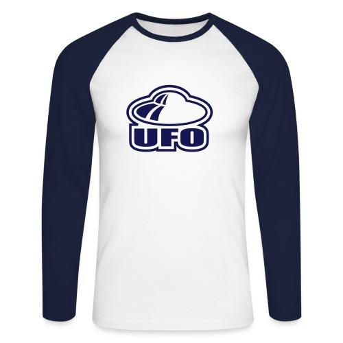 LongSleeve UFO - Maglia da baseball a manica lunga da uomo