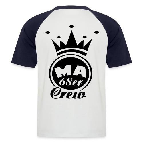 Mannheim Shirt - Männer Baseball-T-Shirt
