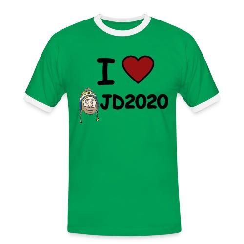 Mens Ringer : JD 2020  - Men's Ringer Shirt
