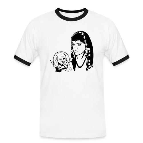 Ringer Tee : Gypsy - Men's Ringer Shirt